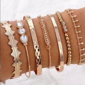 ☀️NWT Bracelet set